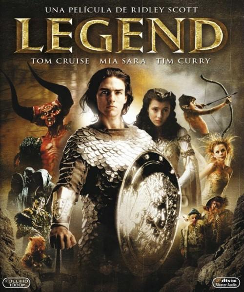 Legenda / Legend (1985)  PL.DVDRip.Xvid-GR4PE / Lektor PL