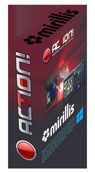 Mirillis Action! 3.1.5 Multilingual | PL