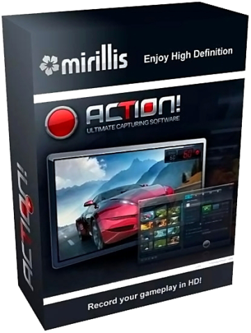 Mirillis Action! 2.5.4 Multilingual